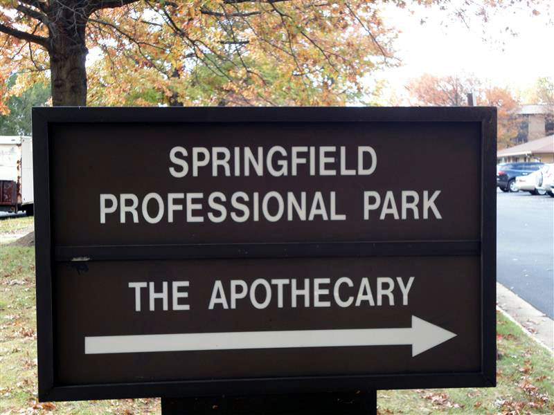 Springfield Professional Park