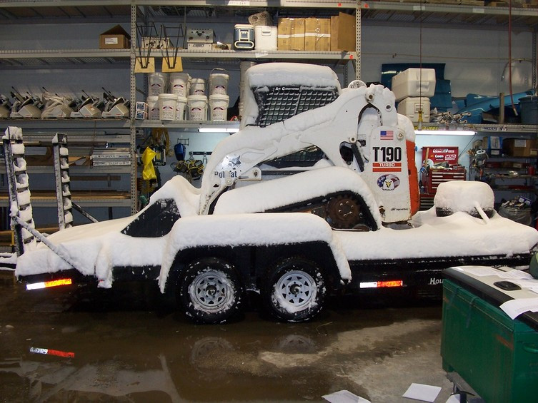SMG Snow and Ice Removal